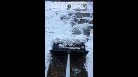 View the BustR Heavy Duty Snow Shovel video