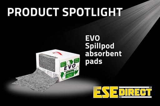 View the EVO Spill Kits With Flexi-Trays video