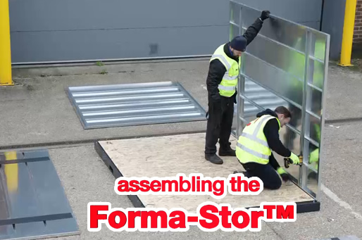 View the Armorgard Forma-Stor COSHH for Hazardous Goods Storage  video