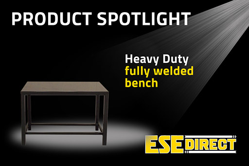 View the Fully Welded Engineers Bench - Steel Top video