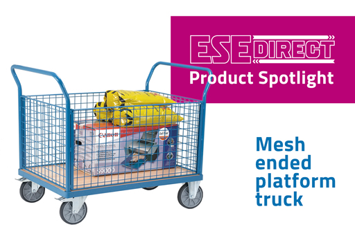 View the Mesh Ended Platform Trucks video