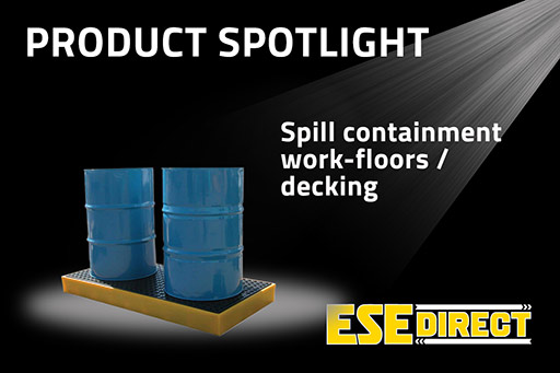 View the Spill Containment Work-Floors / Decking video